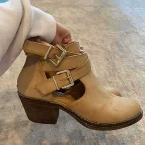 Report Ankle Booties